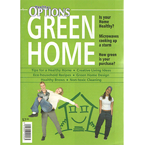 healthy options green home