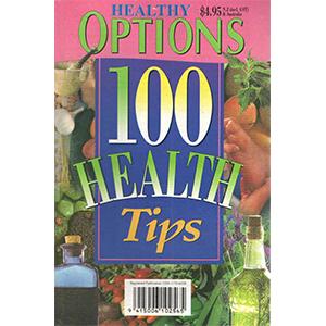100 healthy tips