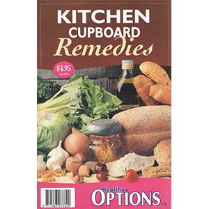 kitchen cupboard remedies